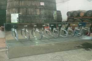 Disseny i instal·lació per subministrament de vi a granel (BCN)