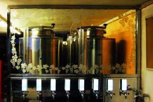 Diseño y instalación para suministro de vino a granel en Bodega Jordà