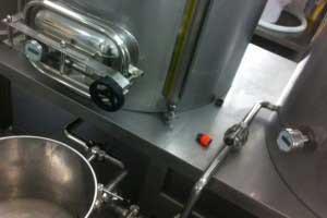 Microcervecerías completas a gas – 2B/250 l.